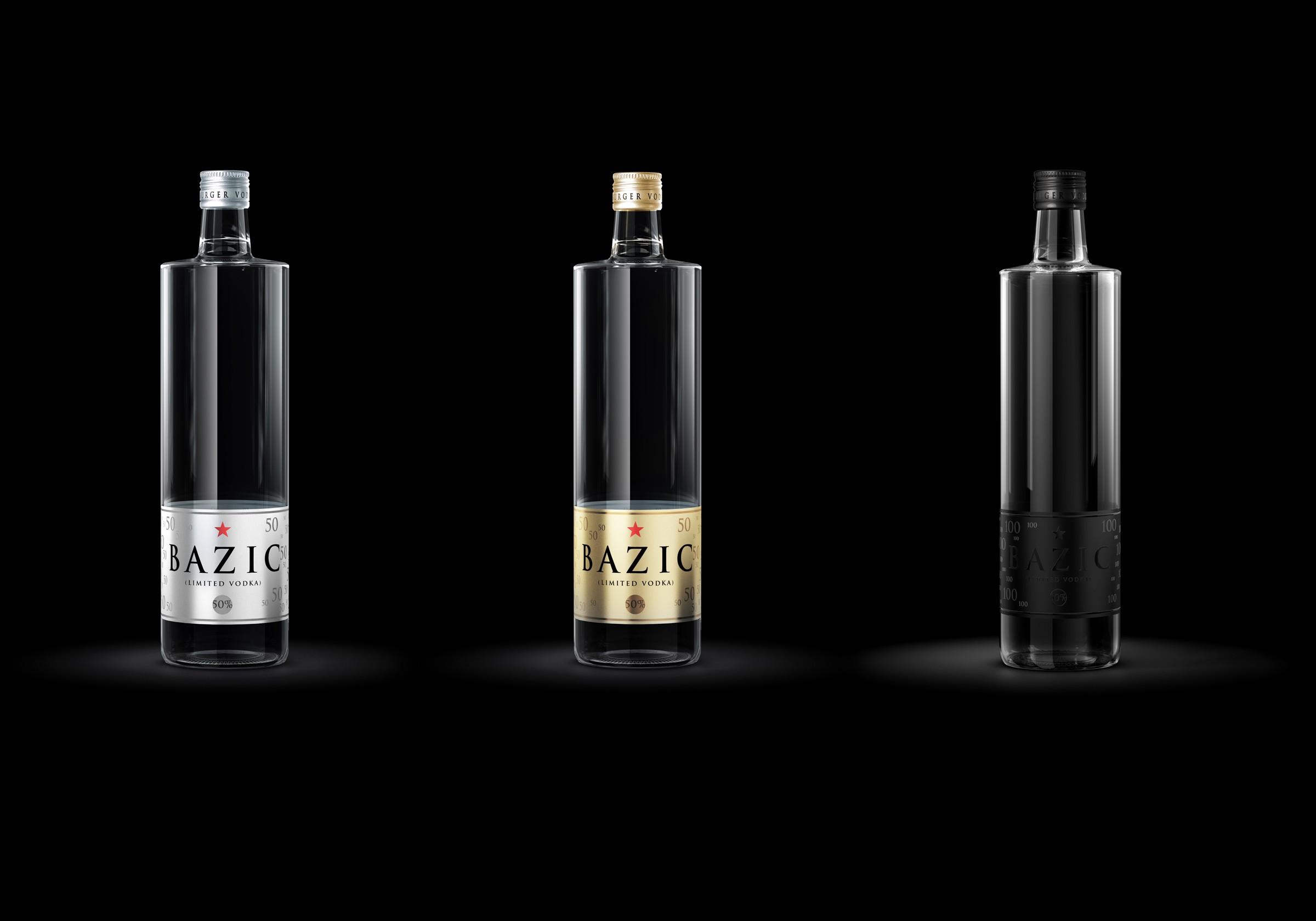 Bazic Product 1 1 - Bazic Vodka