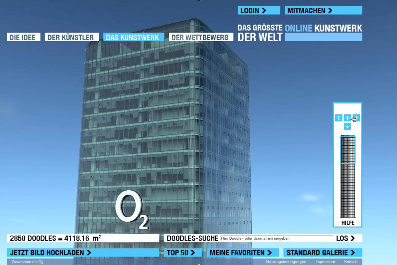 O2 Webspecial