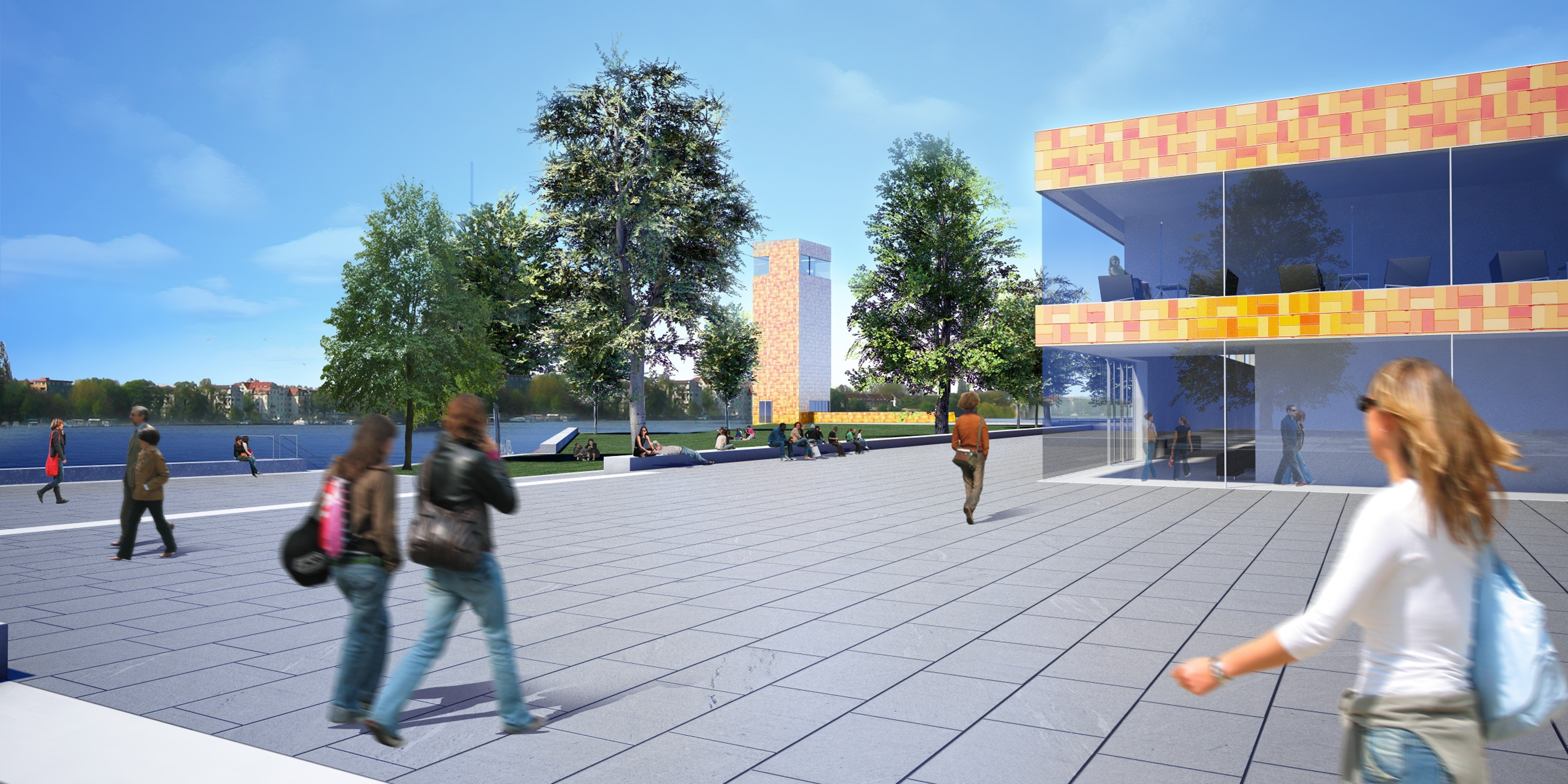 Architekturvisualisierung 3D 3 - Home